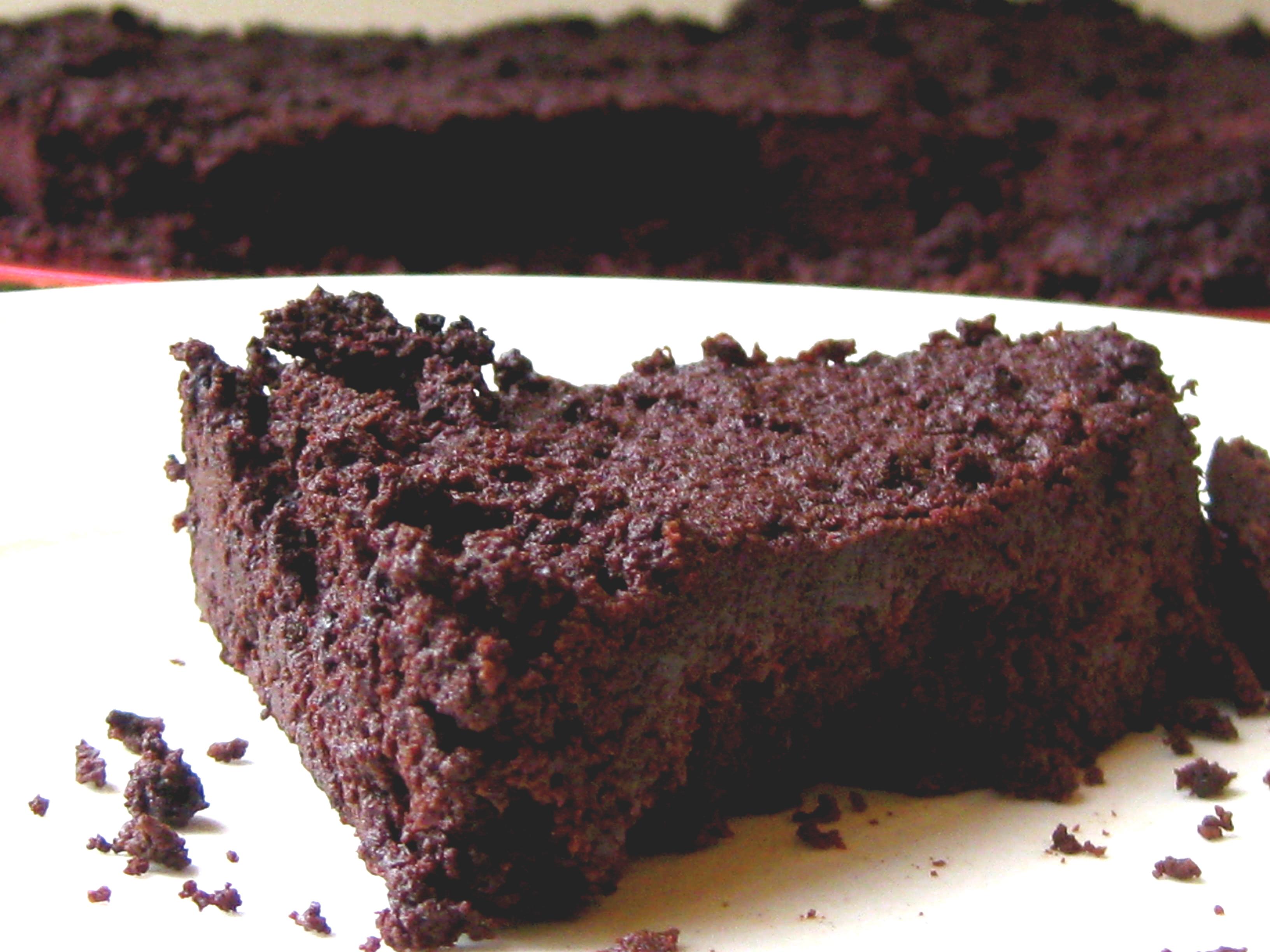 Cake Salt Sea Chocolate