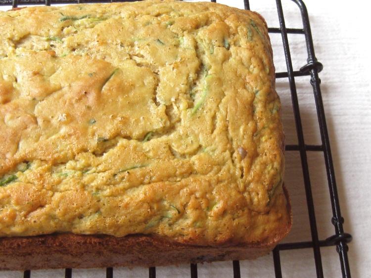 Zucchini Date Bread (Vegan, Gluten-Free)