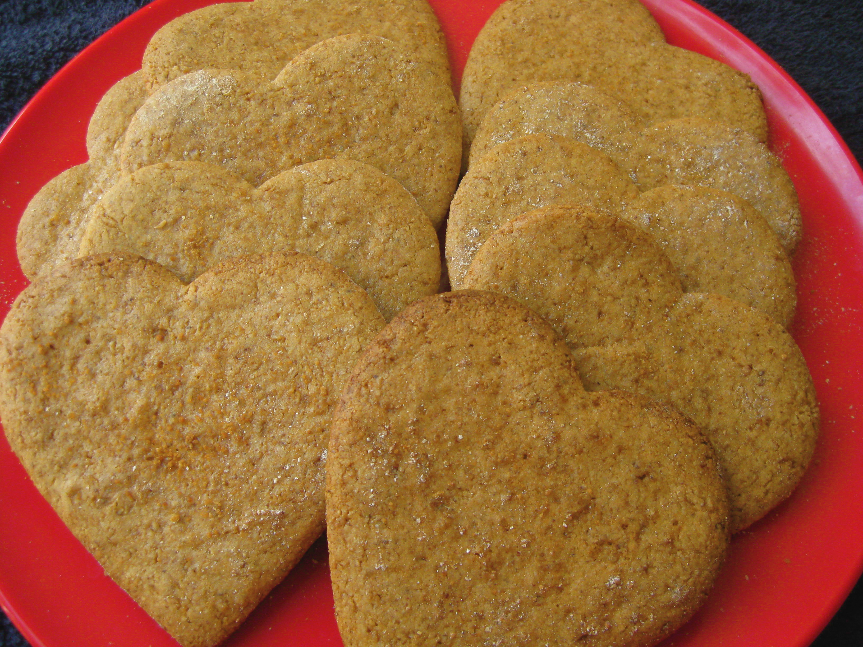 Almond Butter Cut Out Cookies Vegan Andrea Drugay
