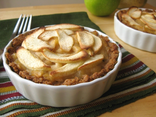 No-Sugar-Added Apple Tartlets