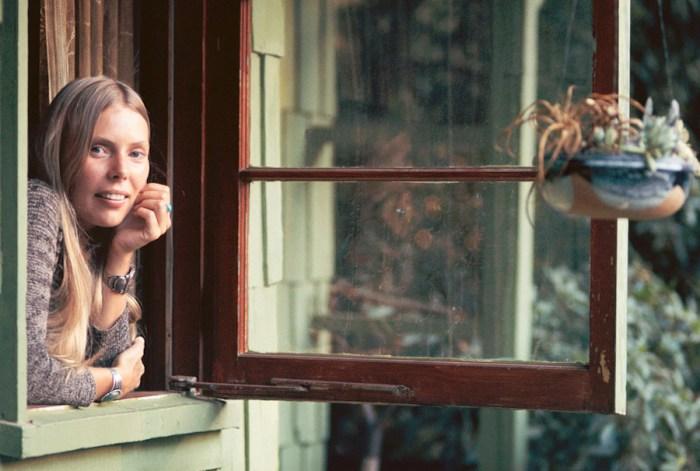 Joni Mitchell, Lookout Mountain