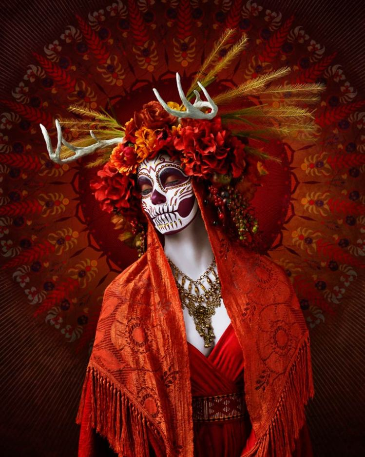 Las Muertas by Tim Tadder