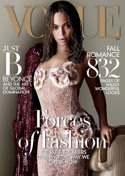Beyoncé for Vogue