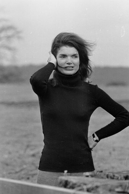 Jackie Kennedy, icon
