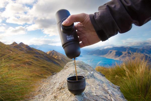 Minipresso miniature espresso maker